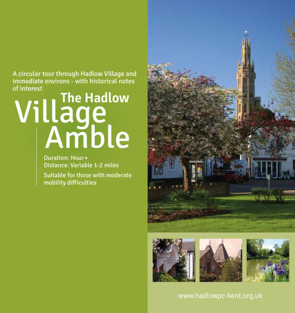 The Hadlow Village Amble
