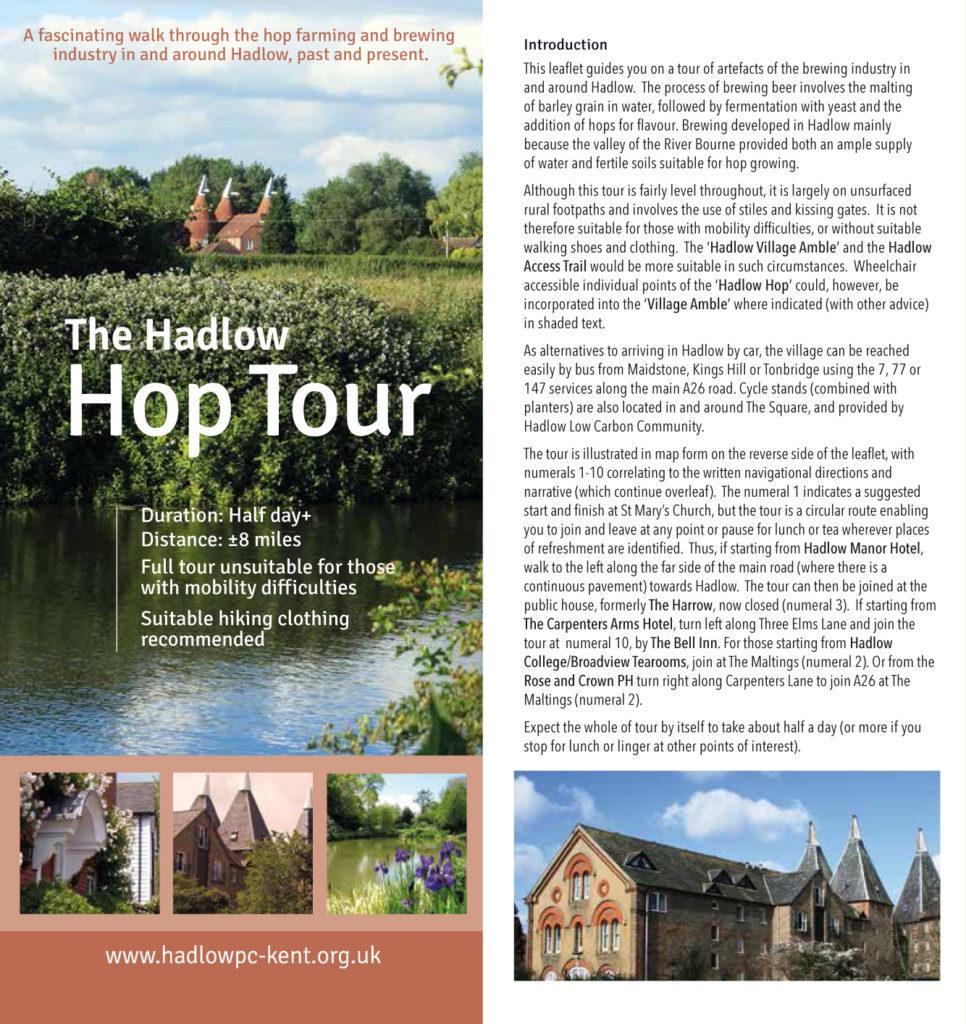 The Hadlow Hop Tour