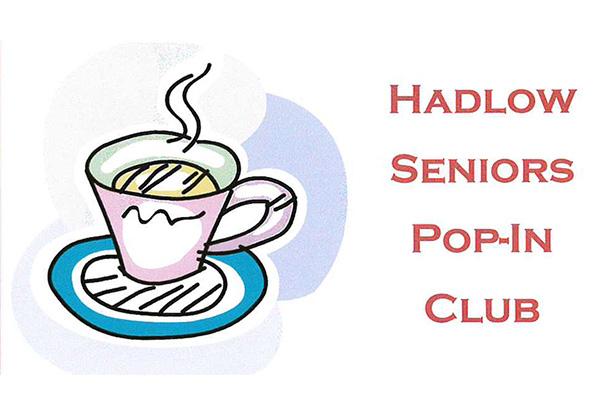Hadlow Seniors Pop in Club