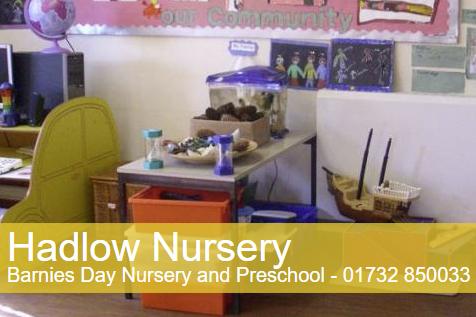 Barnies Hadlow Nursery