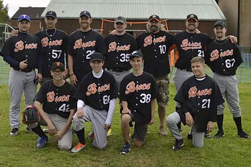 Kent Buccaneers Baseball team