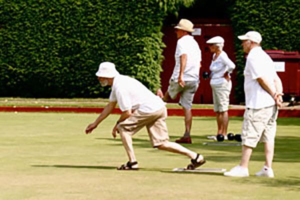 Hadlow bowls club