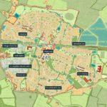 Map of Capel Masterplan