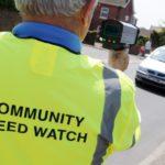 Community Speedwatch opereator