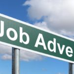 Job Advert sign