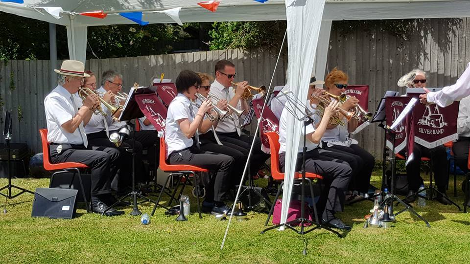 East Peckham Silver Band - Free Concert!
