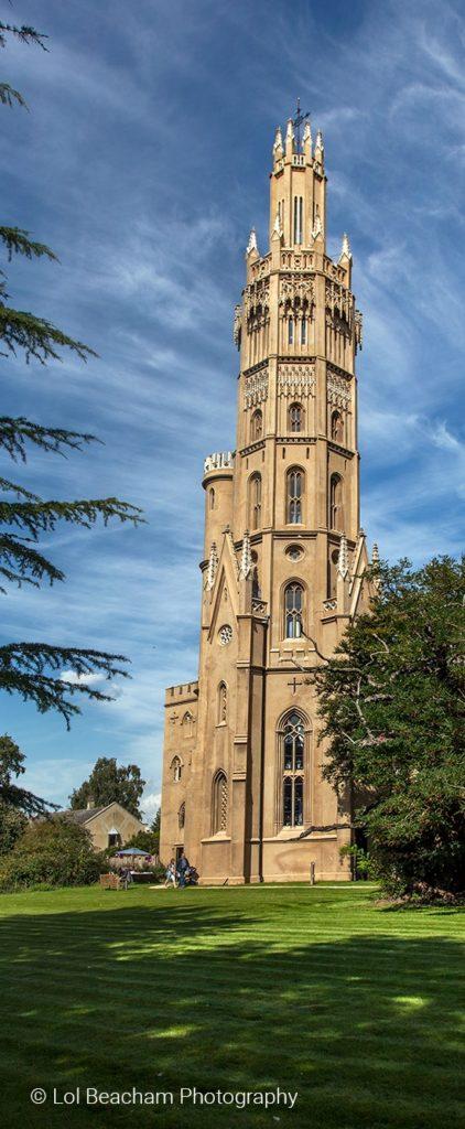 Hadlow Tower copyright Lol Beacham