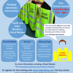 Flood warden poster - see text below and refer to the Kent Resilience Forum for further details